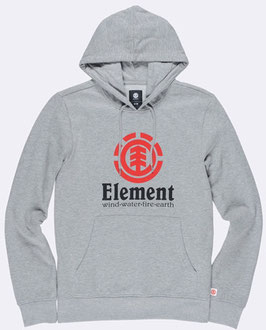 Element Vertical Hoodie grey heather