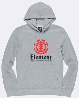 Element Vertical Hoodie grey heather