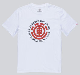 Element Seal T- Shirt optic white