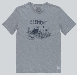 Element River Dreams T-Shirt grey heather