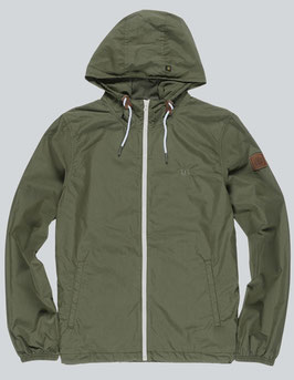 Element Alder Poplin rifle green
