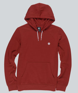 Element Cornell Hoodie Red Dahlia