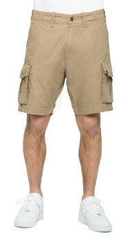 Reell City Cargo Shorts dark sand