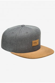 Reell Suede 6- Panel heather charcoal