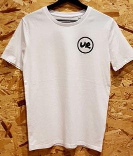 """UR """" Urban Riders"""" T- Shirt weiß - der legendäre Shop aus Hofheim"""