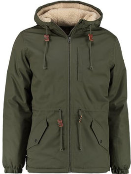 Element Stark Winterjacke moos green