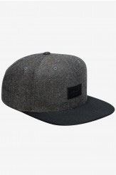 Reell Suede 6- Panel brown herringbone