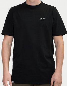 Reell Small Script T-Shirt black