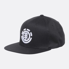 ELEMENT Knutsen Cap A black/white