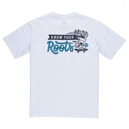 Element Roots T-Shirt optic white