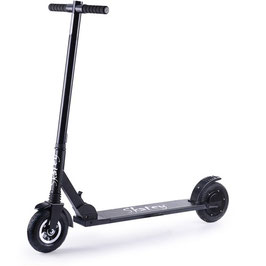 Skatey Elektro-Scooter 8 inch 6.6 Ah mit Beleuchtung black