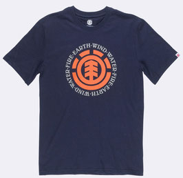 Element Seal T- Shirt Eclipse navy