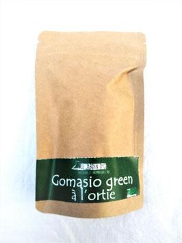 Gomasio green à l'ortie