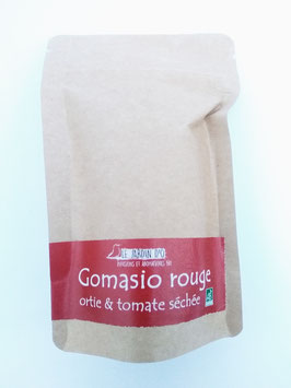 Gomasio rouge ortie & tomate séchée