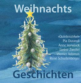 Weihnachts Geschichten Quintenzirkel, CD