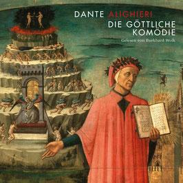 Dante Alighieri, Die göttliche Komödie