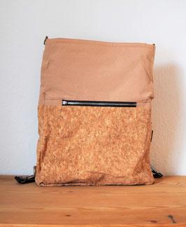Rucksack / Tasche aus Kork