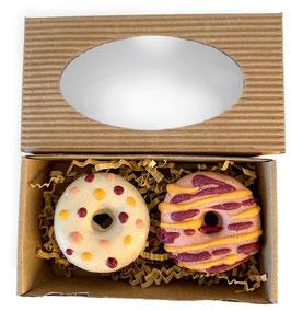 Hunde-Donuts 2er-Box