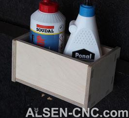 Offene Box 100x200x100