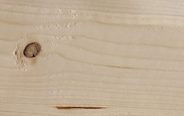 Rahmenholz Fichte/Tanne 100 x 6 x 4 cm (2 Stück)