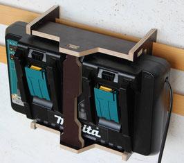 Makita Doppelladegeräthalter