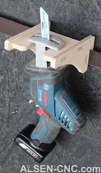 Bosch 12 V Säbelsägenhalter