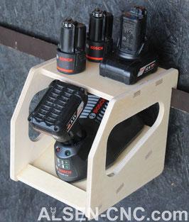 Bosch 12V Ladegeräthalter