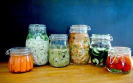 Kimchi & CO - Fermentationskurs am 12. September 2020