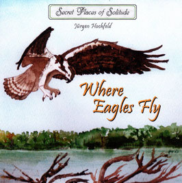 CD Where Eagles Fly (CD-R)