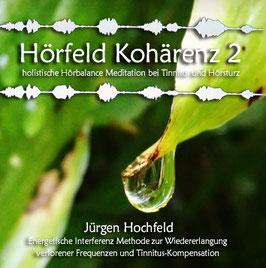 Hörfeld Kohärenz 2 CD-R
