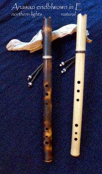 Anasazi Flute endblown in E