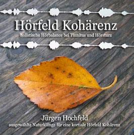Hörfeld Kohärenz CD-R
