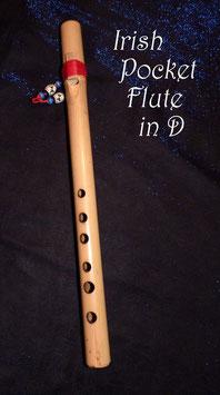Irish Pocket Flute in D