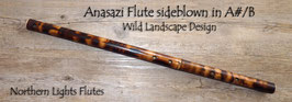 Anasazi Flute sideblown in A#/B
