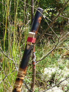 Kiowa 6-Hole Love Flute