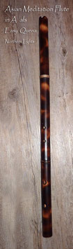 Asian Meditation Flute endblown in A