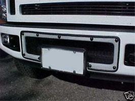 2008-10 Ford F250 - F550 Bug Screen Bumper