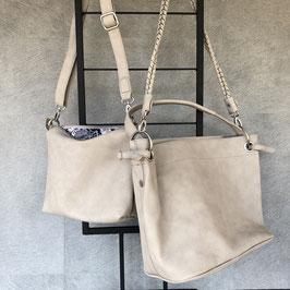 Tas | Bag in Bag beige