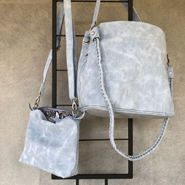 Tas | Bag in Bag blauw