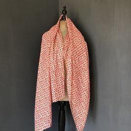 Sjaal | Design in roodoranje