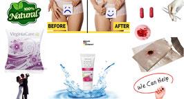 Paquet complet de virginité 2 hymen artificiel + 2 capsules de sang de virginité + 1 gel de serrage du vagin