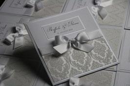 Einladungskarte Hochzeit Raffaela