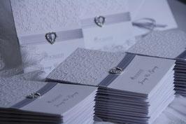 Einladungskarte Hochzeit Jenny
