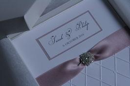 Einladungskarte Hochzeit - Sarah & Philip
