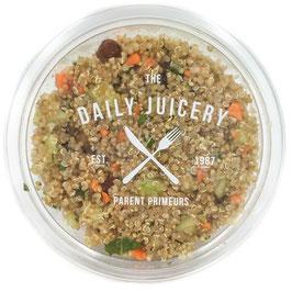 Salade de quinoa orientale