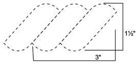 Touw 1,5 inch (3,8cm)