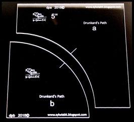 Drunkart's path