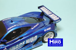 GHA165 Rear Wing Ver.3 for McLaren P1