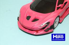 GHA160 Aero Parts set Ver.1 (Front Rip Spoiler) for McLaren P1