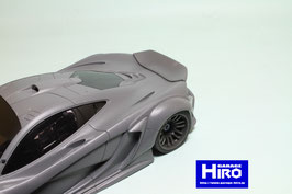 GHA166 Rear Wing Ver.4 for McLaren P1